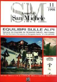 SM11/1998 – EQUILIBRI SULLE ALPI