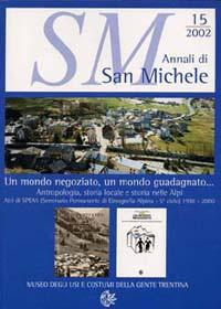 SM15/2002 – UN MONDO NEGOZIATO, UN MONDO GUADAGNATO